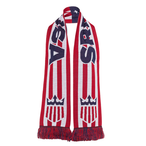Limited Edition: #SRFCUSA Scarf