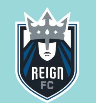 Reign FC Shield Decal