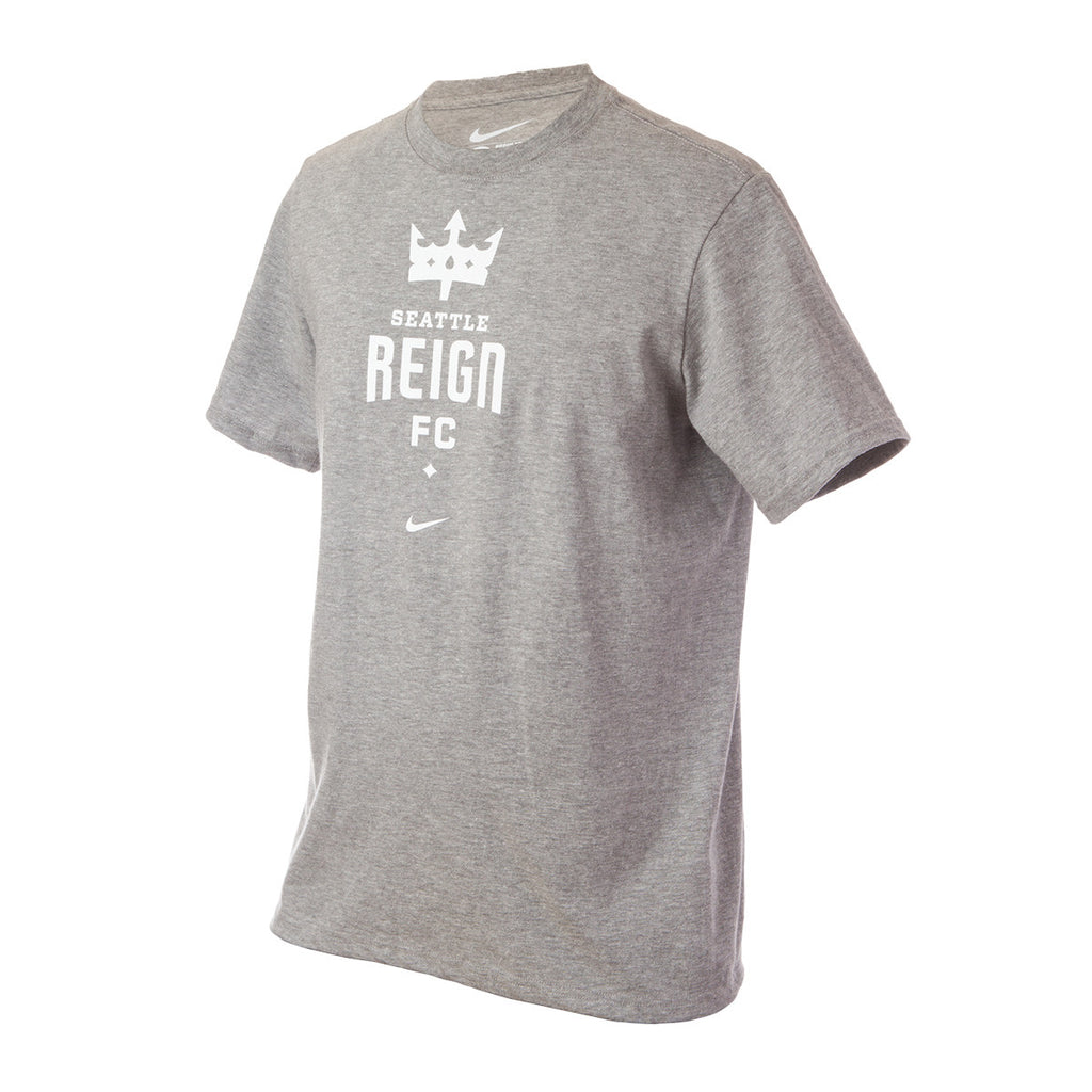 Kids Seattle Reign FC White Logo T-Shirt