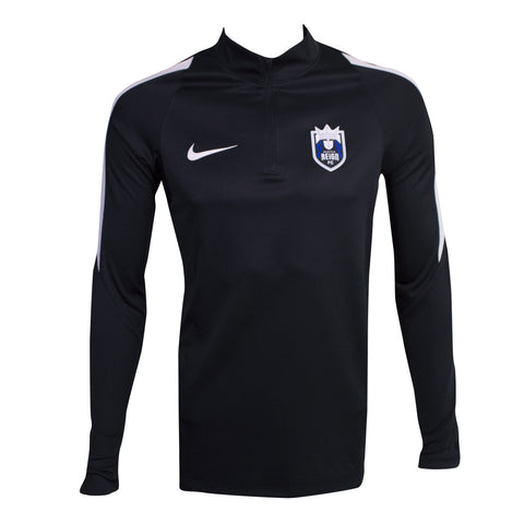 Men's Black Authentic 2017 Reign FC Training Jacket