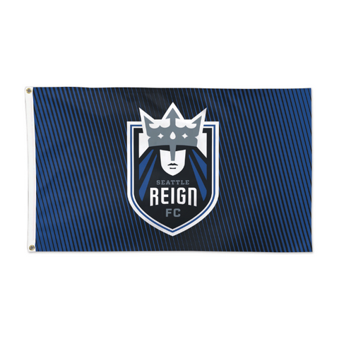 Reign FC 3'x5' Deluxe Flag