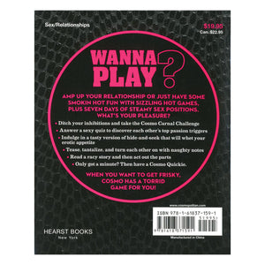 Cosmo's Little Big Book of Sex Games