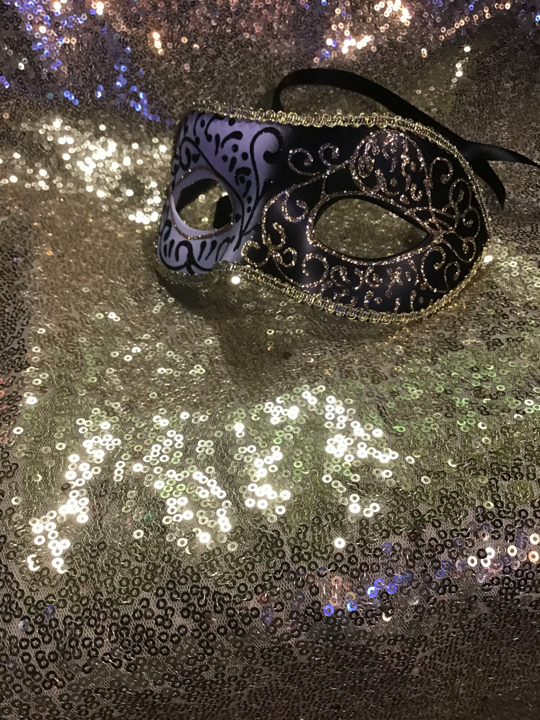 Flamenco Eye Mask - Assorted Colors