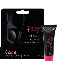 Dare Anal Desensitizing Cream - .5 Oz Tube