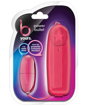 Load image into Gallery viewer, Blush B Yours Power Bullet - Assorted Colors