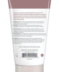 Coochy Sweat Defense Protection Lotion - 3.4 Oz