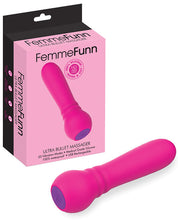Load image into Gallery viewer, Femme Funn Ultra Bullet Massager