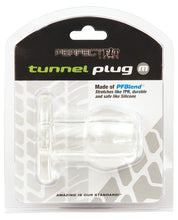Load image into Gallery viewer, Perfect Fit Tunnel Plug - Clear - Assorted Sizes