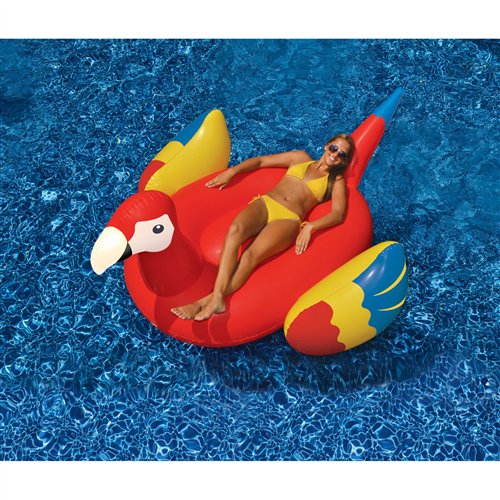 Giant Parrot Floaty