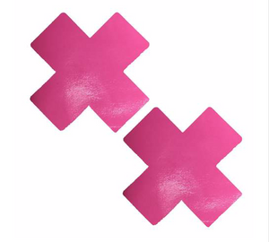 Fruitella UV Wet Vinyl X Factor Pasties - Assorted Colors