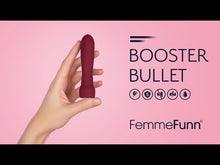 Load and play video in Gallery viewer, Femme Funn Booster Bullet
