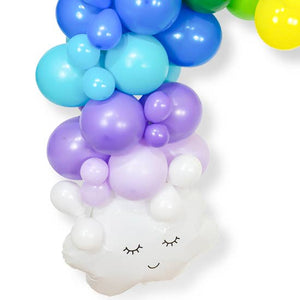 Rainbow Balloon Garland Kit