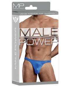 Male Power Satin Bong Thong
