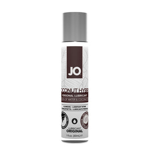 System Jo Silicone Free Hybrid Lubricant With Coconut Original - Assorted Sizes