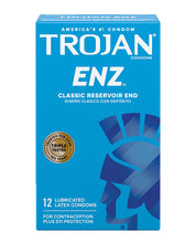 Load image into Gallery viewer, Trojan Enz Lubricated Condoms