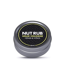 Load image into Gallery viewer, Nut Rub - Solid Cologne