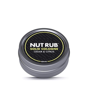 Nut Rub - Solid Cologne