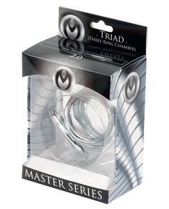 Master Series Triad Chamber Cock & Ball Cage