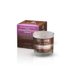 Load image into Gallery viewer, Dona Kissable Massage Candle - 7.5 Oz