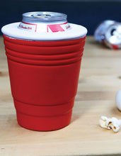 Load image into Gallery viewer, Red Cup Drink Kooler