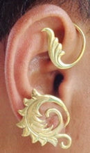 Load image into Gallery viewer, Brass Ear Wraps