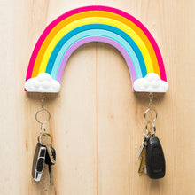 Load image into Gallery viewer, Magic Rainbow Key Holder