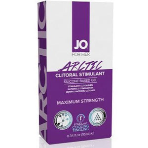 System JO Clitoral Gel Cooling 10 ml. - Assorted Styles