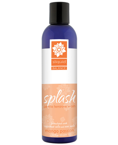Sliquid Splash Feminine Wash - 8.5 Oz