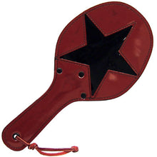 Load image into Gallery viewer, Leather Star Paddle