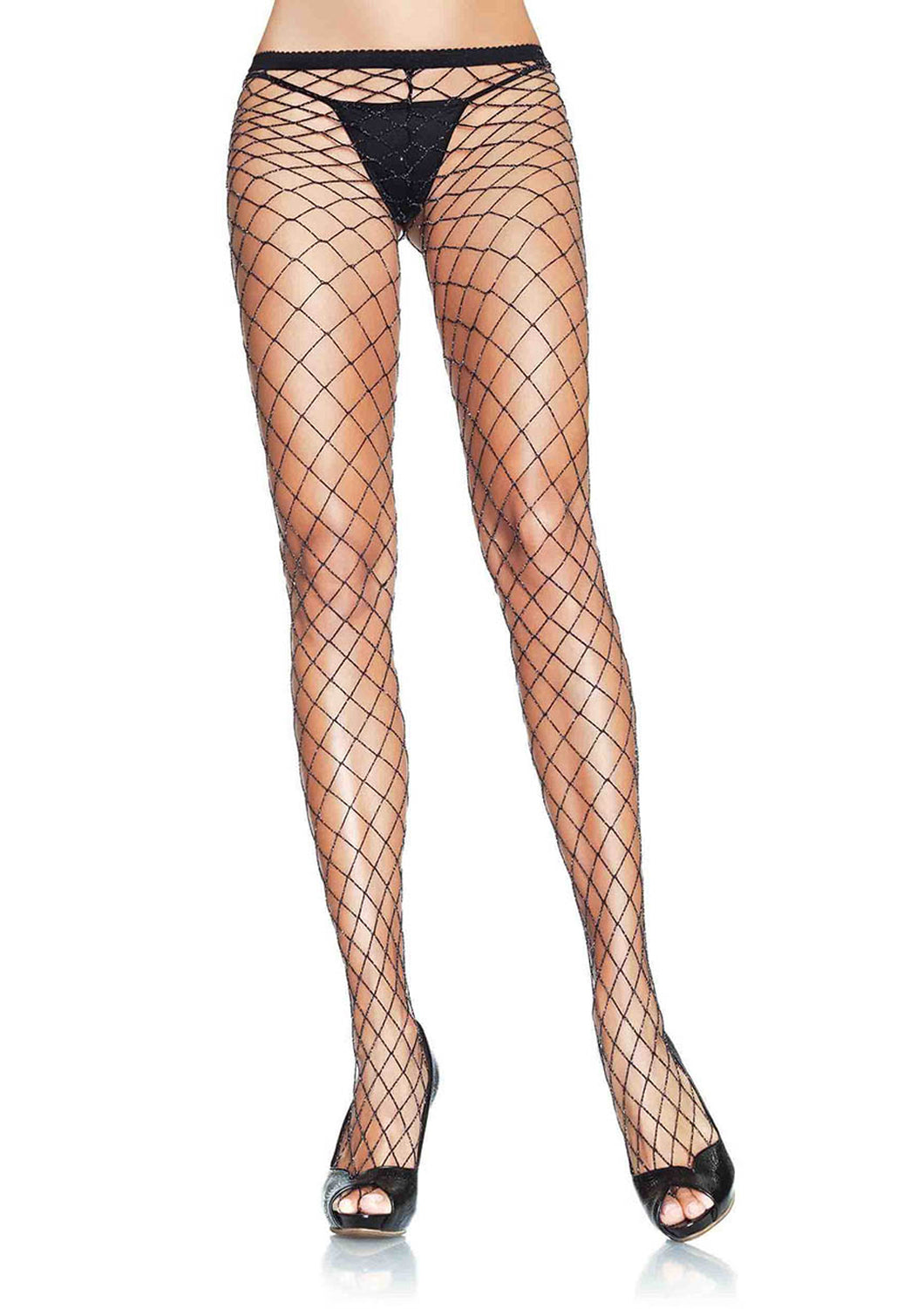 Leg Avenue Industrial Net Pantyhose