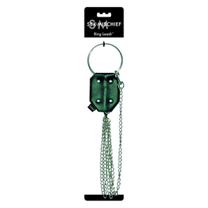 Sex & Mischief Ring Leash