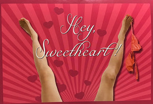 Hey Sweetheart Card