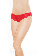 Load image into Gallery viewer, Coquette High Cut Panty - Assorted Colors