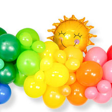 Load image into Gallery viewer, Rainbow Balloon Garland Kit