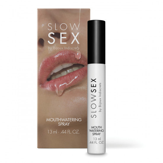 Bijoux Indiscrets Slow Sex Mouthwatering Spray
