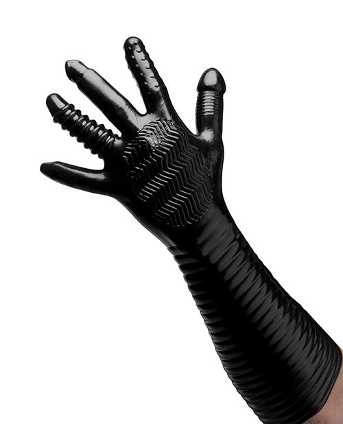 Master Series Extra Long Textured Fisting Glove