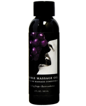 Load image into Gallery viewer, Earthly Body Edible Massage Oil - Assorted Flavors/Sizes