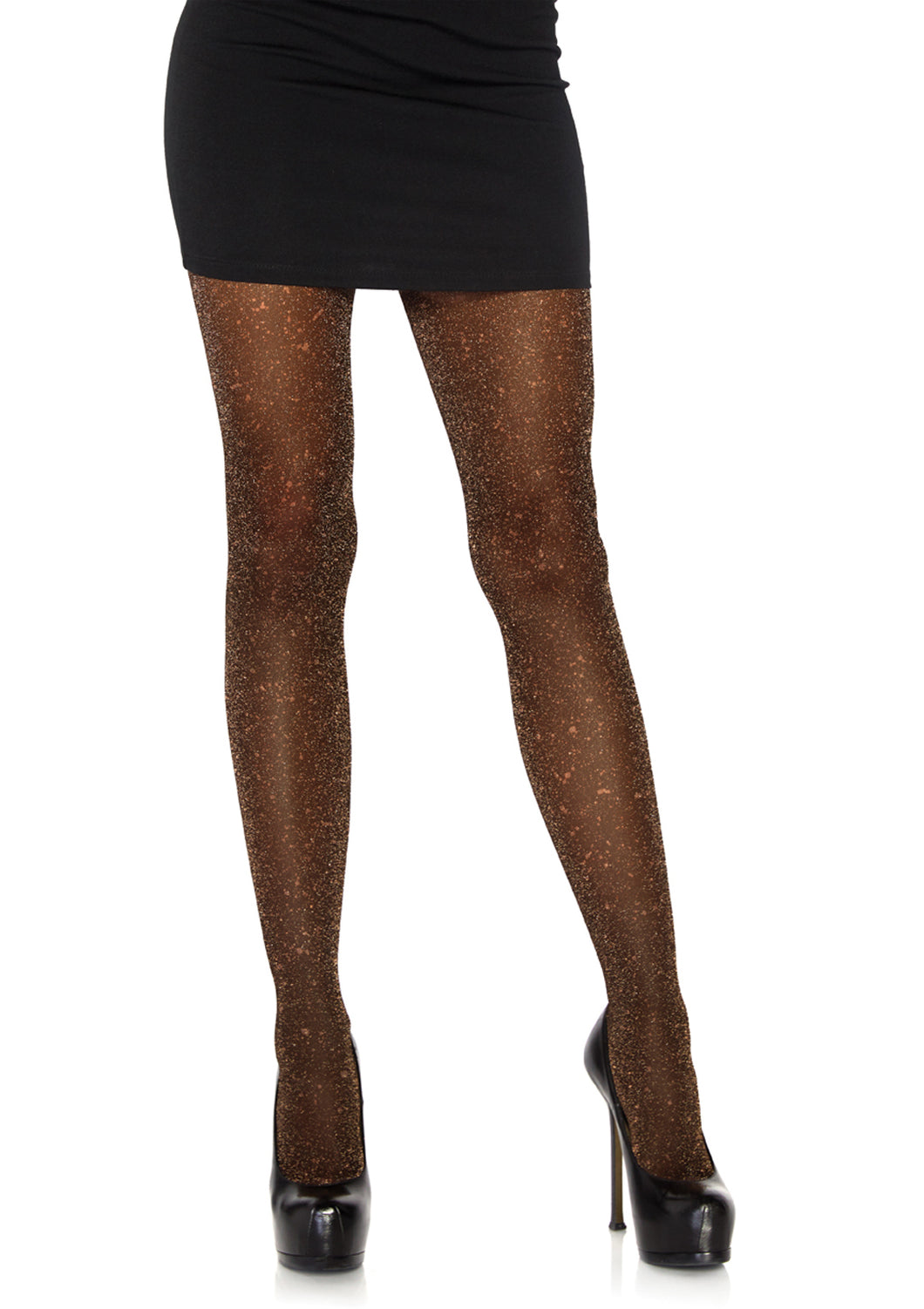 Leg Avenue Shimmer Tights - asst colors