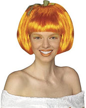 Load image into Gallery viewer, Rubie's Costume Pumpkin Spice Wig