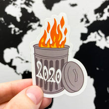 Load image into Gallery viewer, Trash Fire 2020 Stickers