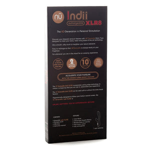 Sensuelle Indii Xlr8 - Assorted Colors