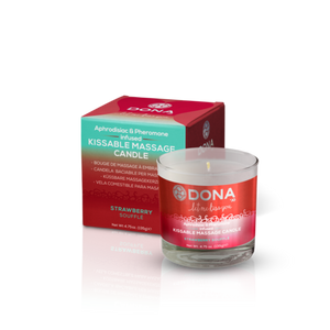 Dona Kissable Massage Candle - 7.5 Oz