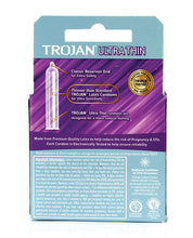 Load image into Gallery viewer, Trojan Ultra Thin Condoms