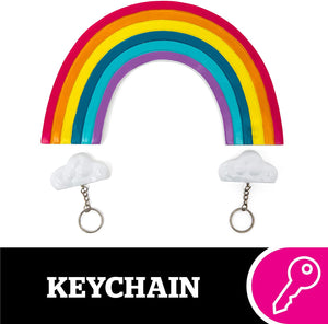 Magic Rainbow Key Holder