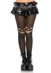 Leg Avenue Jack O' Lantern Tights