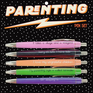 Fun Club Parenting Pen Set