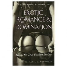 Load image into Gallery viewer, Mammoth Book of Erotic Romance & Domination