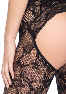 Leg Avenue Bare Bottom Bodystocking