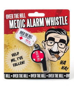 Over The Hill Medical Alarm Whistle