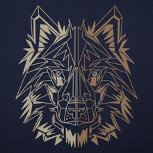 Load image into Gallery viewer, Polygon Wolf T-Shirt